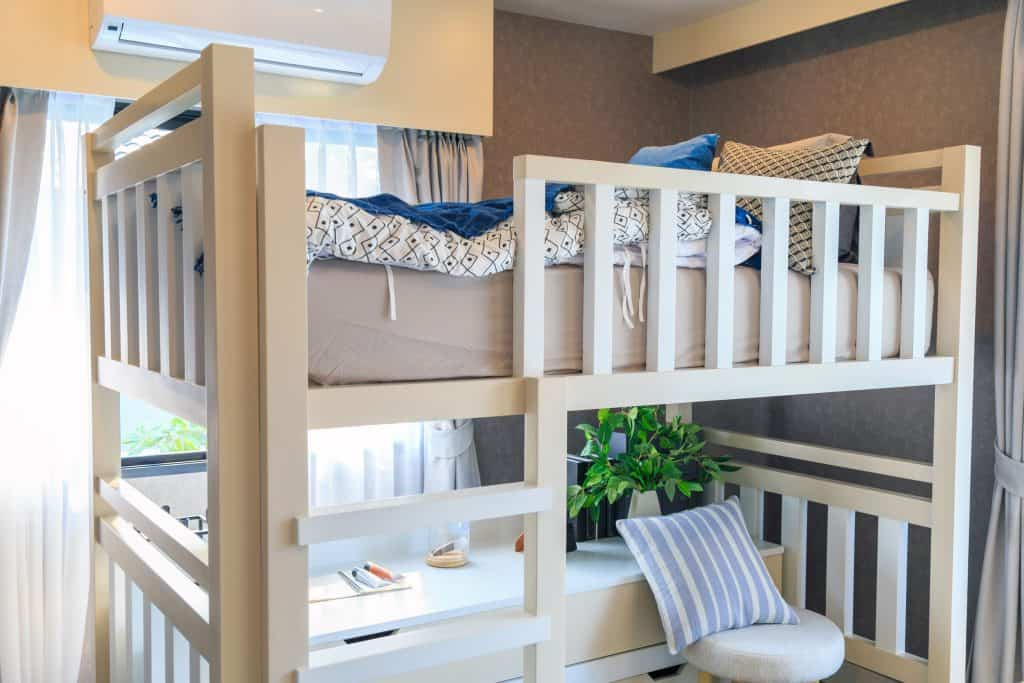 How Tall Are Bunk Beds Height Of 30 Models And Averages Bed Frames Plus